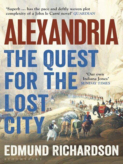 Title details for Alexandria by Edmund Richardson - Available