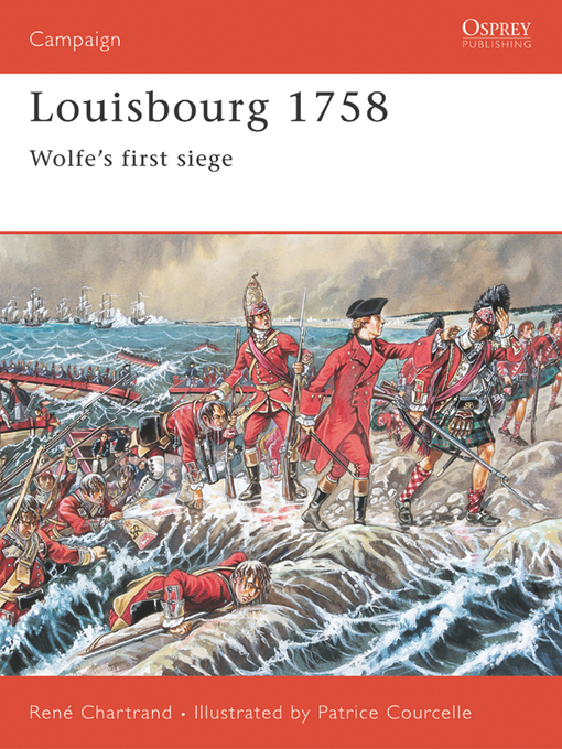 Cover of Louisbourg 1758
