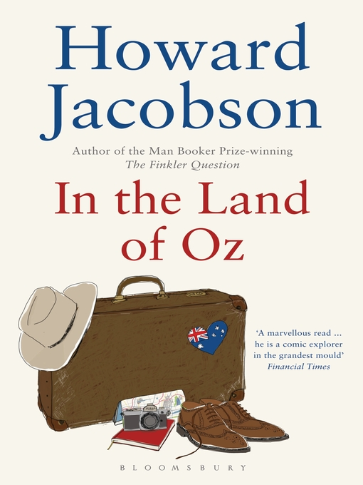 Title details for In the Land of Oz by Howard Jacobson - Available