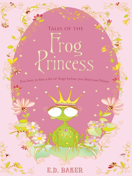 Cover of Tales of the Frog Princess