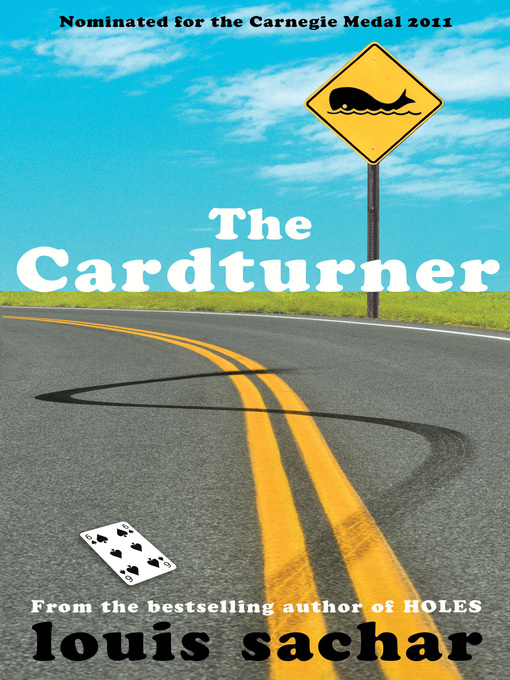 Title details for The Cardturner by Louis Sachar - Available