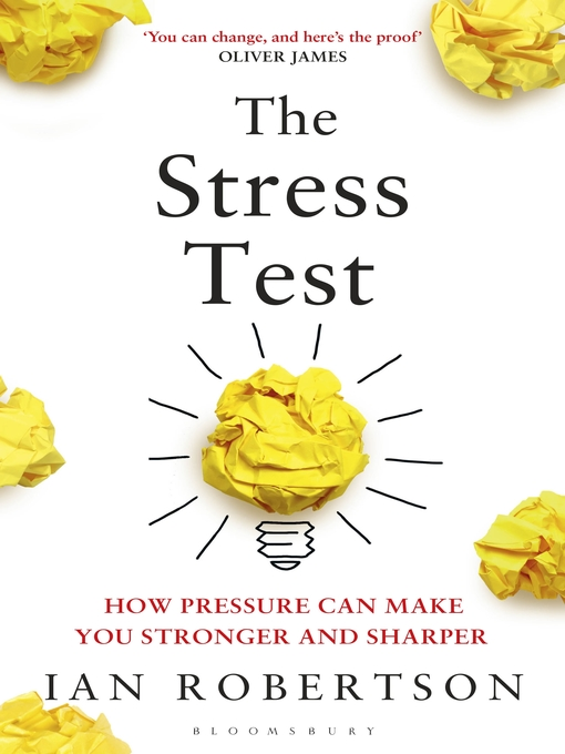 Title details for The Stress Test by Ian Robertson - Available