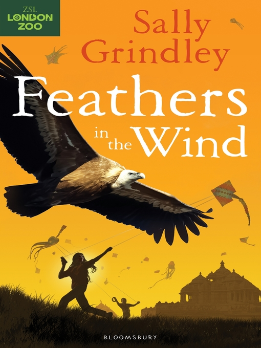 Cover of Feathers in the Wind