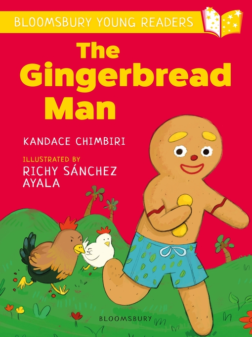 Title details for The Gingerbread Man by Kandace Chimbiri - Available