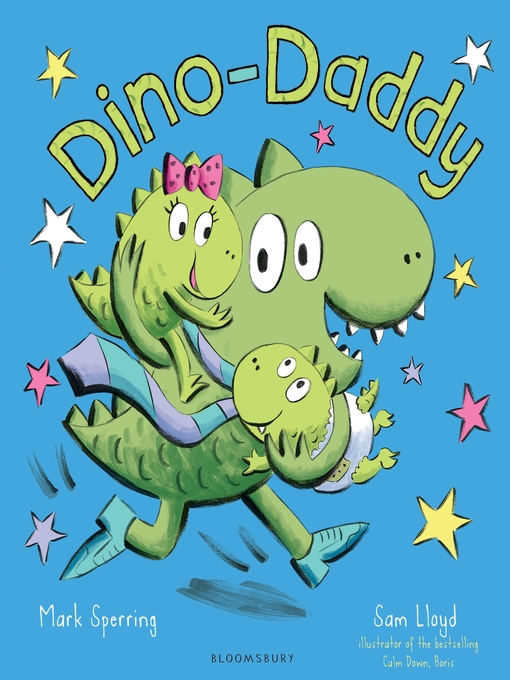 Title details for Dino-Daddy by Mark Sperring - Available