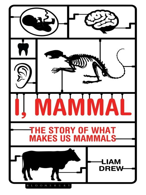 Title details for I, Mammal by Liam Drew - Wait list