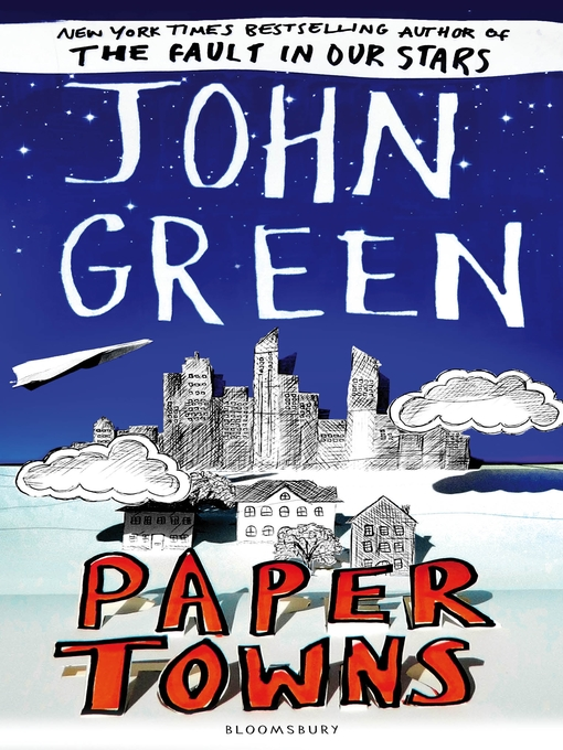 Title details for Paper Towns by John Green - Wait list