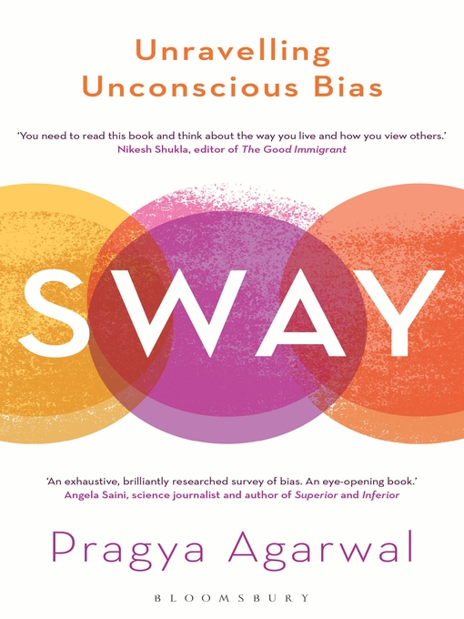 Title details for Sway by Pragya Agarwal - Wait list