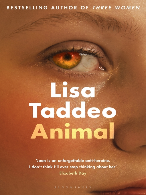 Title details for Animal by Lisa Taddeo - Available