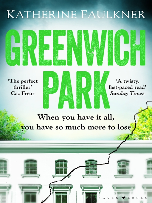 Title details for Greenwich Park by Katherine Faulkner - Available
