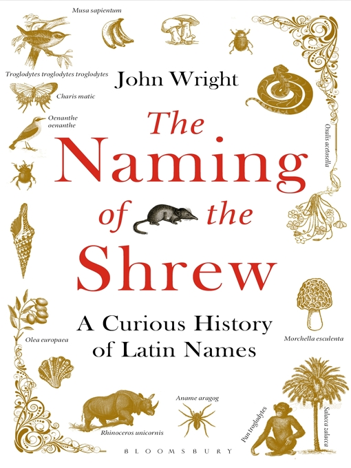 Title details for The Naming of the Shrew by John Wright - Available