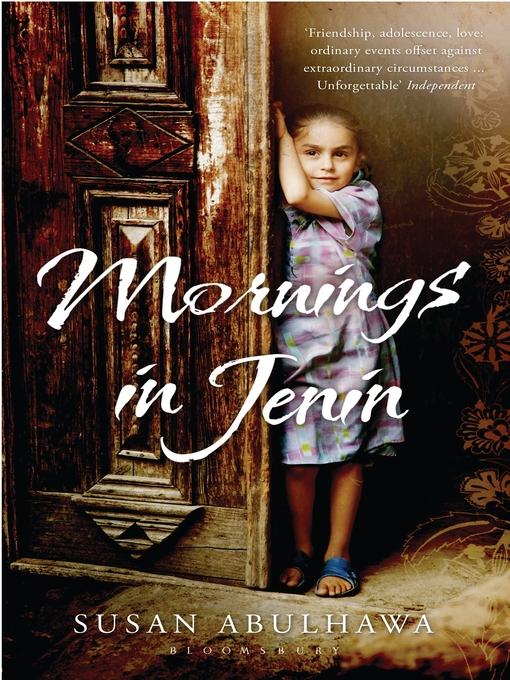 Title details for Mornings in Jenin by Susan Abulhawa - Wait list
