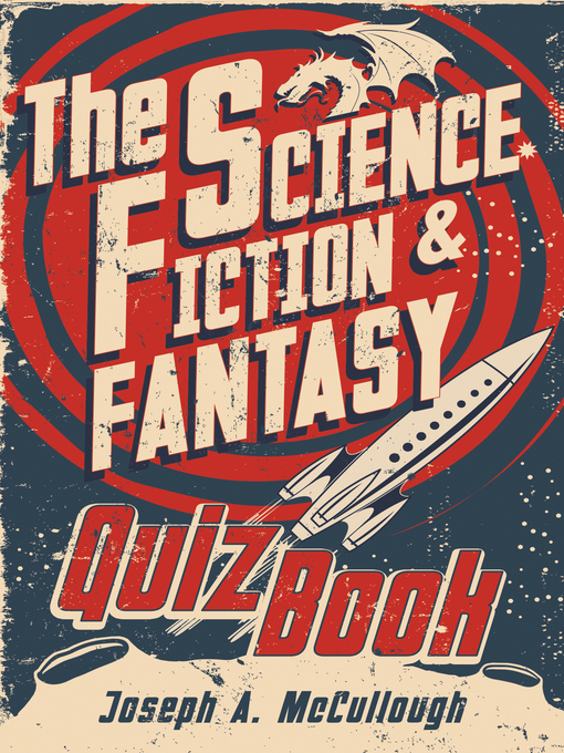 Cover image for The Science Fiction & Fantasy Quiz Book