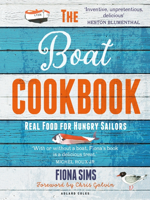 Title details for The Boat Cookbook by Fiona Sims - Available