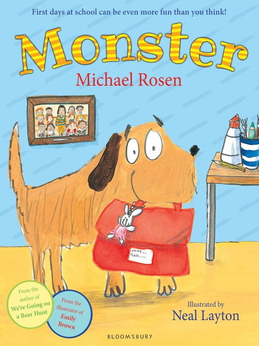 Title details for Monster by Michael Rosen - Available