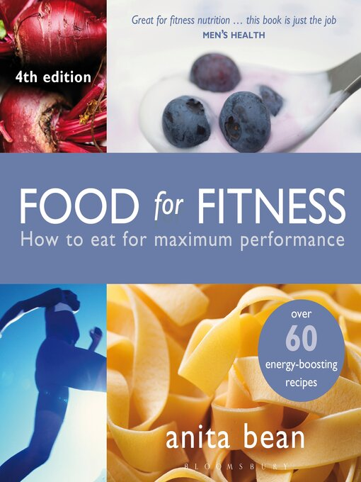 Title details for Food for Fitness by Anita Bean - Wait list