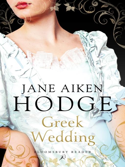 Title details for Greek Wedding by Jane Aiken Hodge - Wait list