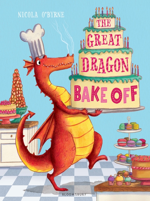 Cover of The Great Dragon Bake Off