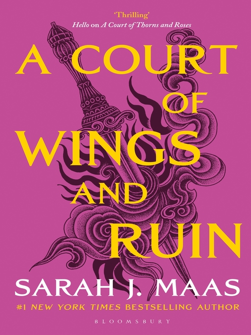 Title details for A Court of Wings and Ruin by Sarah J. Maas - Wait list