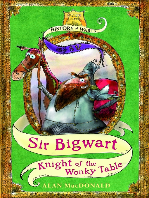 Title details for Sir Bigwart by Alan MacDonald - Available