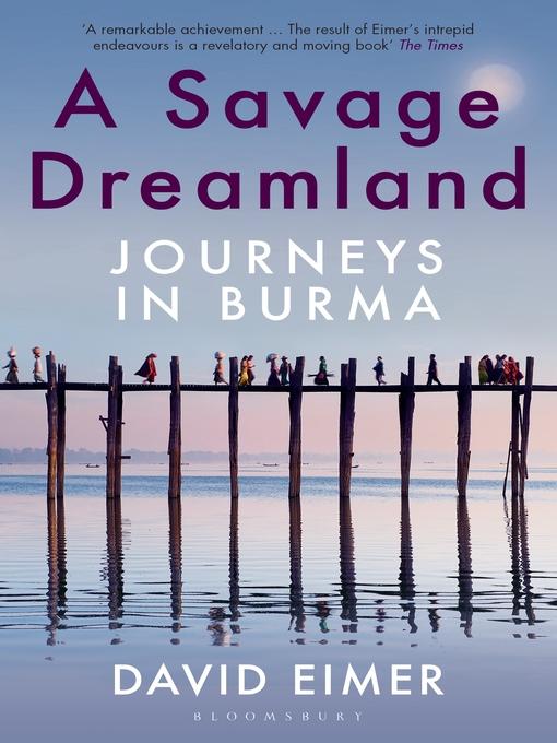 Title details for A Savage Dreamland by David Eimer - Wait list