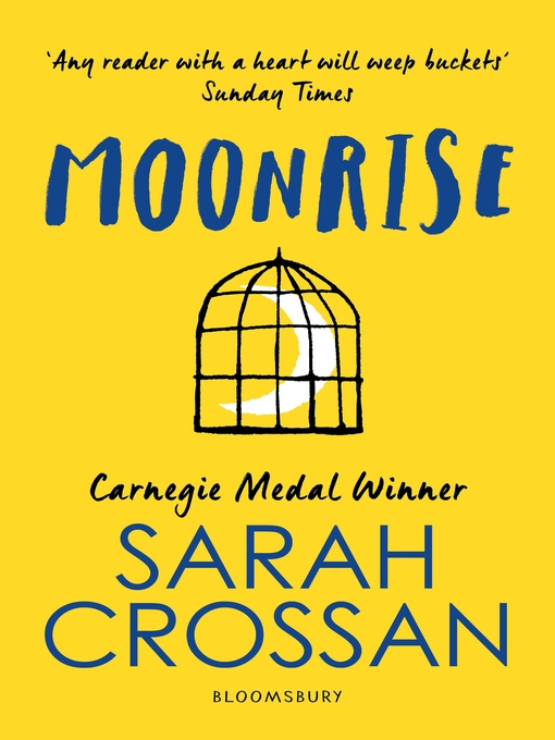 Moonrise SHORTLISTED FOR THE YA BOOK PRIZE