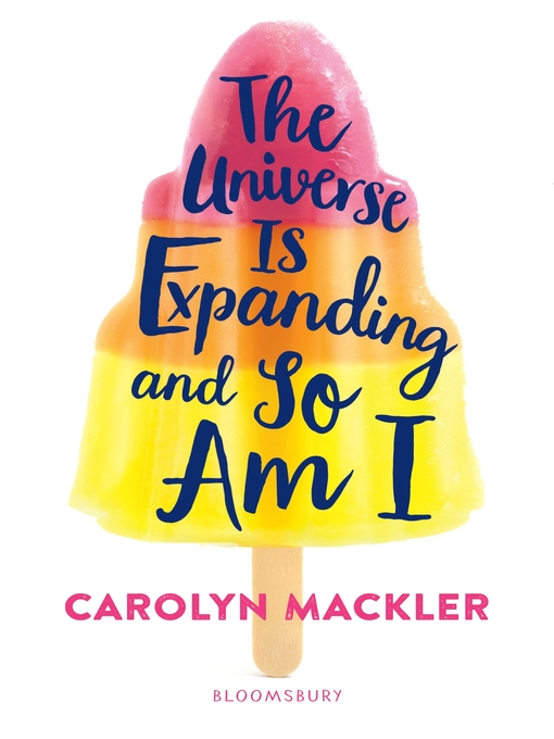 Cover of The Universe Is Expanding and So Am I