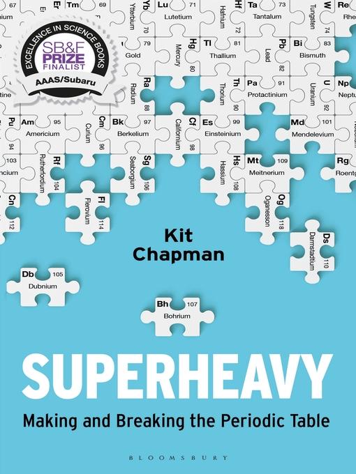 Title details for Superheavy by Kit Chapman - Wait list