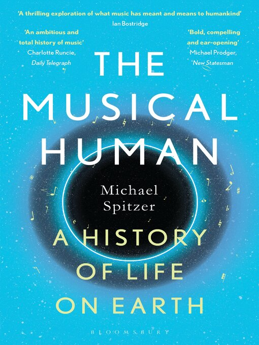 Title details for The Musical Human by Michael Spitzer - Available