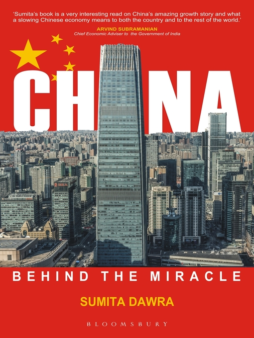 Title details for China by Sumita Dawra - Available