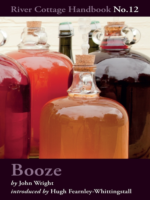 Title details for Booze by John Wright - Available