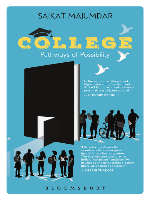 Title details for College by Saikat Majumdar - Available