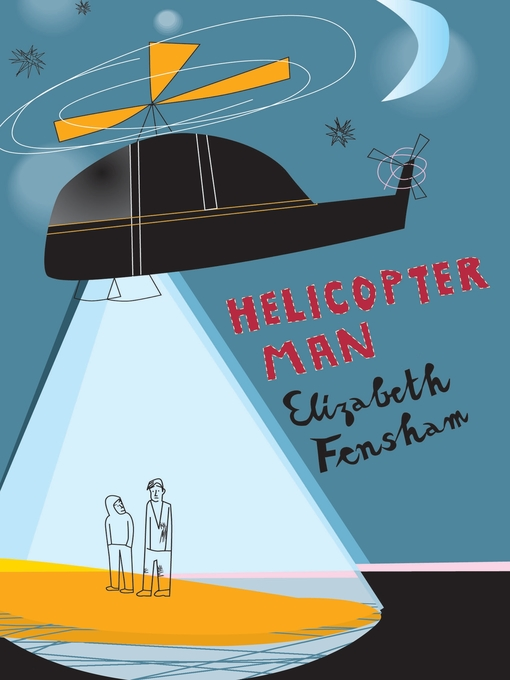 Cover image for Helicopter Man