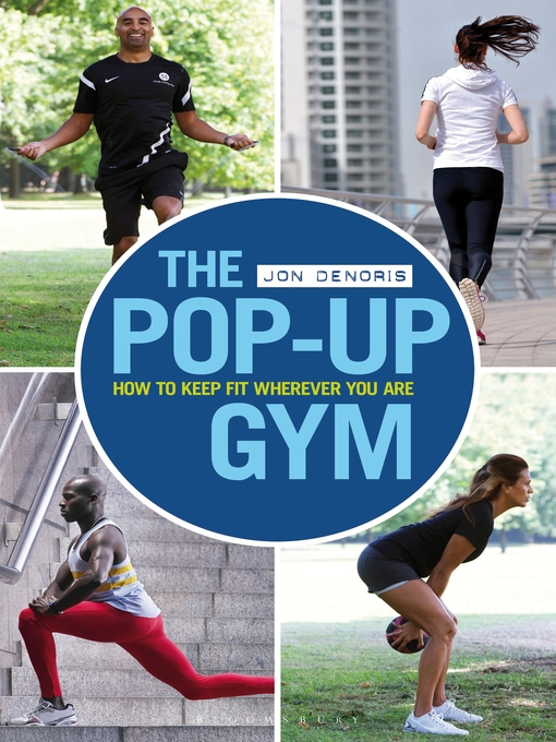 Title details for The Pop-up Gym by Jon Denoris - Wait list
