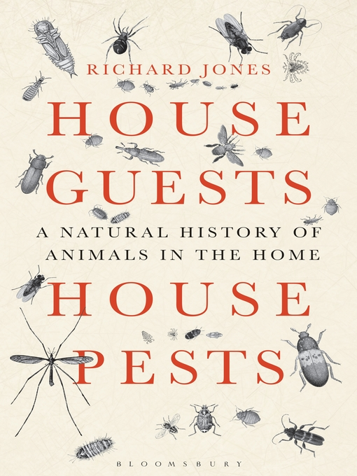Title details for House Guests, House Pests by Richard Jones - Wait list