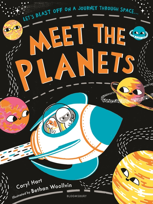 Title details for Meet the Planets by Caryl Hart - Wait list
