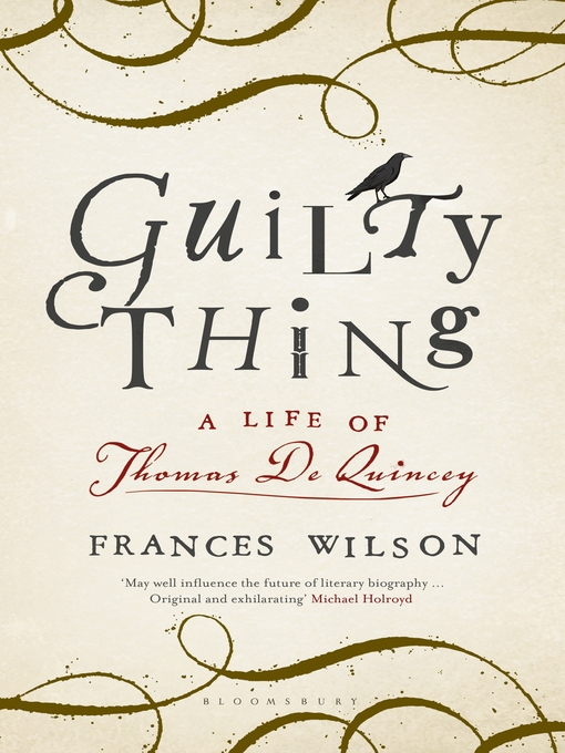 Title details for Guilty Thing by Frances Wilson - Available