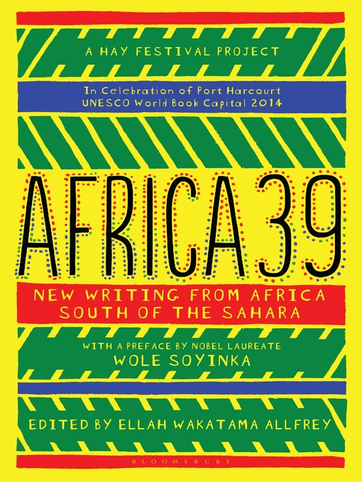Title details for Africa39 by Wole Soyinka - Available