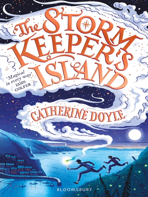 Title details for The Storm Keeper's Island by Catherine Doyle - Available