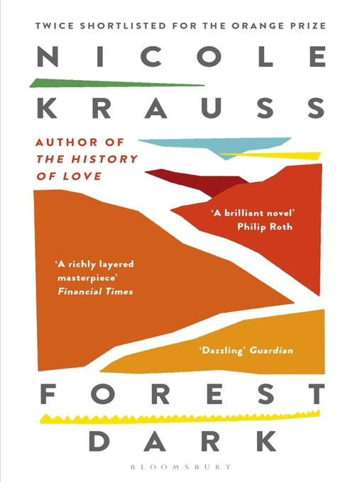 Title details for Forest Dark by Nicole Krauss - Available
