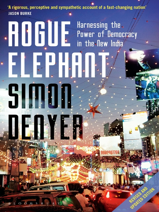 Title details for Rogue Elephant by Simon Denyer - Available