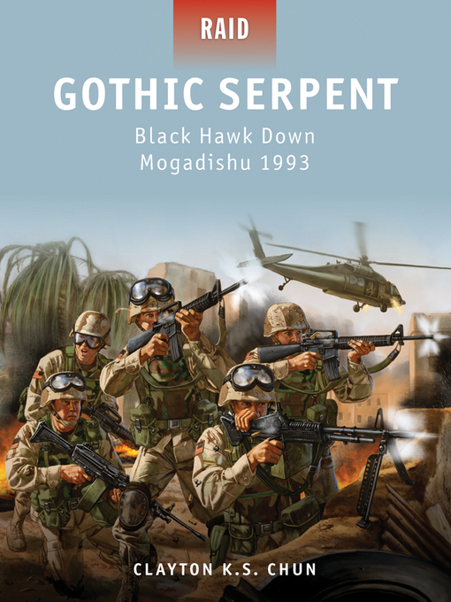 Title details for Gothic Serpent by Clayton K. S. Chun - Available
