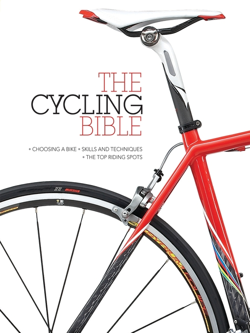 Title details for The Cycling Bible by Robin Barton - Wait list