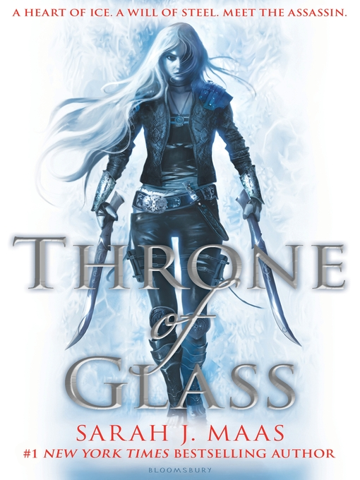 Title details for Throne of Glass by Sarah J. Maas - Available