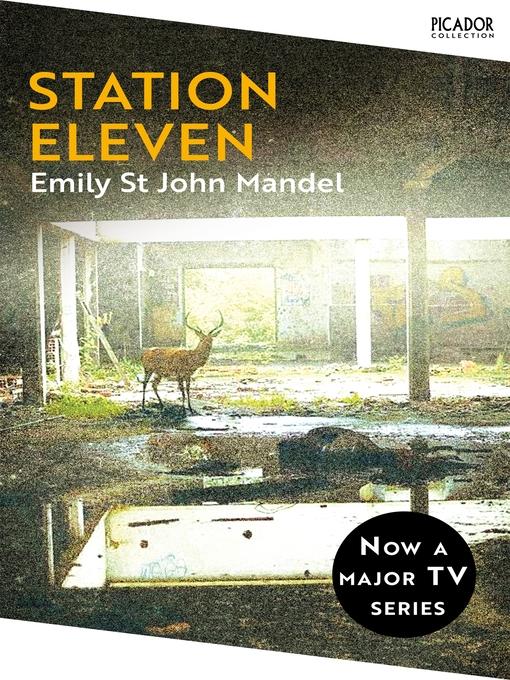 Title details for Station Eleven by Emily St. John Mandel - Wait list