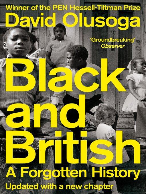 Title details for Black and British by David Olusoga - Wait list