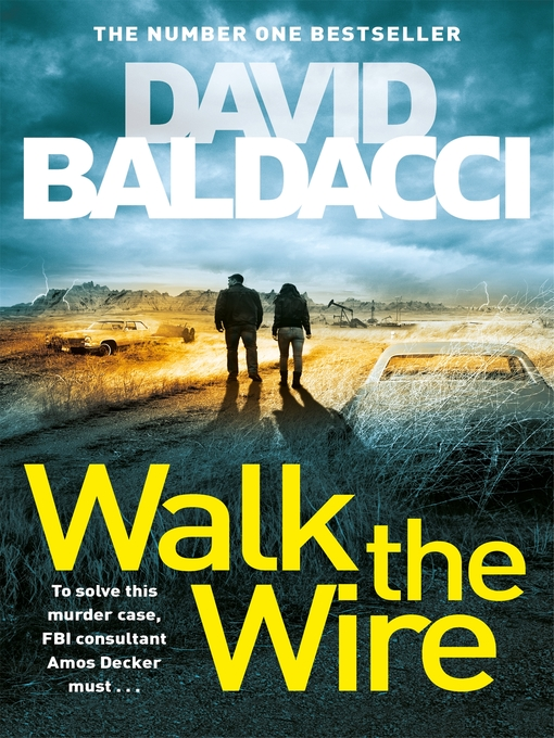 Title details for Walk the Wire by David Baldacci - Available
