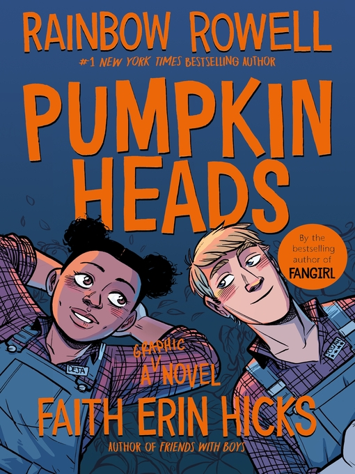 Title details for Pumpkinheads by Rainbow Rowell - Available