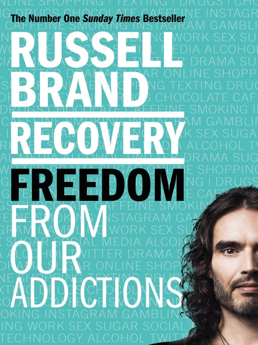 Title details for Recovery by Russell Brand - Available