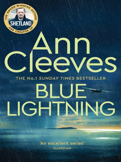 Title details for Blue Lightning by Ann Cleeves - Wait list